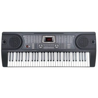 Serenata S103 61 Keys Digital Keyboard (Black)