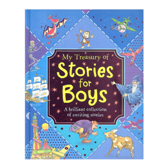 WS My Treasury of Stories for Boys
