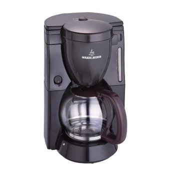 Black And Decker Coffee Maker Cleaning Instructions : Black and Decker DCM55B 4 Cups Coffee Maker (Black) Lazada PH