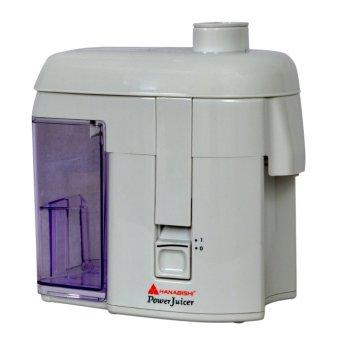 how to clean hanabishi power juicer