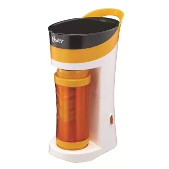 Oster Coffee Maker Permanent Filter : Oster Brewer Personal Coffee Maker 500ml (Orange) Lazada PH