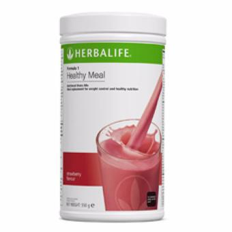 Herbalife Nutritional Shake Wild Berry Canister