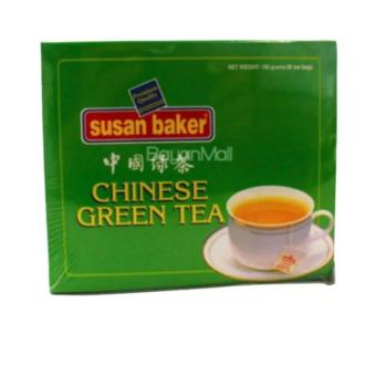 Susan Baker Chinese Green Tea 50grams 25 tea bags