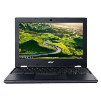 """Acer Chromebook 11C735-C7Y9 11.6"""" HD Intel Celeron N2840 2GB16GB EMMC Denim Black Chrome OS"""