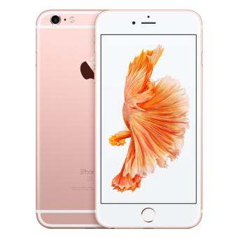 Apple iPhone 6S Plus 16GB LTE (Rose Gold) Import Set - intl