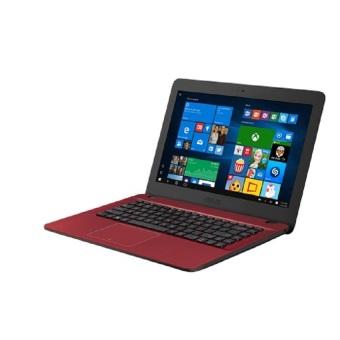 """Asus X441SA-WX005T 14"""" Intel Celeron N3060 Dual Core 2GB RedWindows 10"""