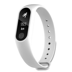 PHP 1.138. Band M2-plus Smart Fitness Bracelet watch Wristband Message Phone number shown OLED Touchpad Sleep Monitor Heart Rate ...