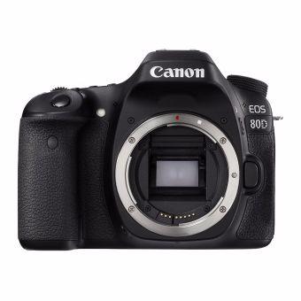 Canon EOS 80D 24.2 Megapixel DSLR Camera [Body Only]