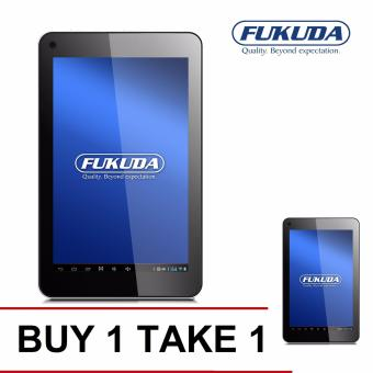 "FCT-94AW8 9"" Quad Core Android Lollipop Tablet PC (Black) - Buy 1 Take 1"