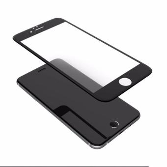 Full Body Cover Tempered Glass for iPhone 7 (Black)