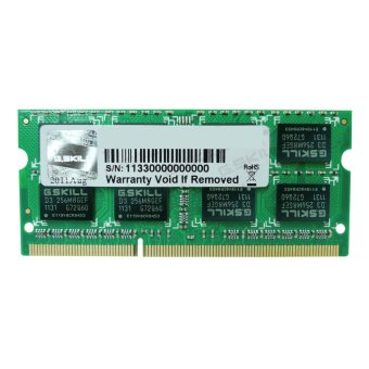 Gskill F3-1600C11S-4GSL 4GB DDR3L 1600 Laptop Memory - picture 2