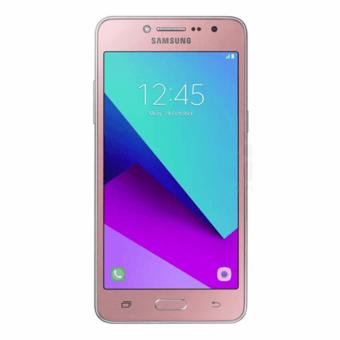 Samsung Galaxy J2 Prime 8GB (Pink) with FREE Clear Cover and In-Ear Fit Basic Headphones