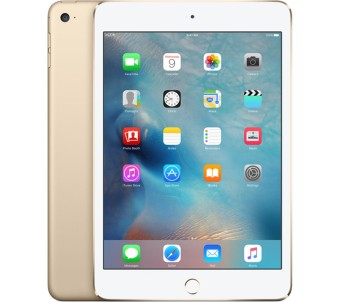 Apple iPad Mini 4 16GB (Gold)