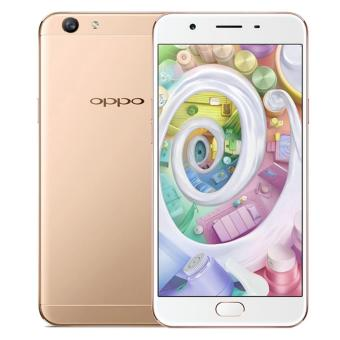 Oppo F1s 64GB Upgraded Mobile Phone (Gold)