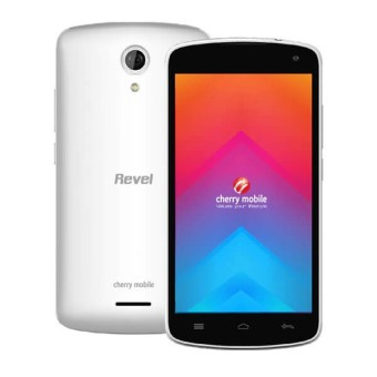 Cherry Mobile Revel 4GB (White)
