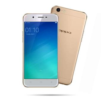 Oppo A39 32GB Mobile Phone (Gold)