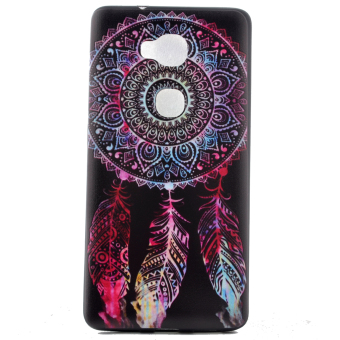 Moonmini TPU Soft Back Case for Huawei Honor 5X / Huawei GR5(Multicolor) -