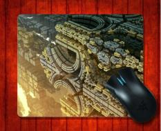 MousePad Alien Space Station Fantasy for Mouse mat 240*200*3mm Gaming Mice Pad