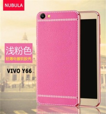 New Hot Sell Fashion Litchi Leather Protective Back Cover Case/Anti falling