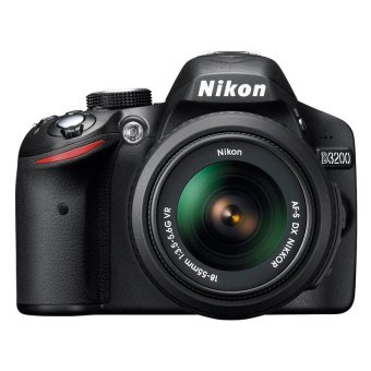 Nikon D3200 24.2MP DSLR Camera with 18-55mm Lens Kit