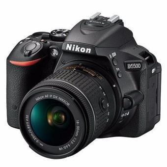 Nikon D5500 + AF-P 18-55mm f3.5-5.6G VR - intl