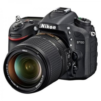 Nikon D7100 DSLR Camera with AF-S DX Nikkor 18-140mm f/3.5-5.6G ED VR Lens Kit (Black)