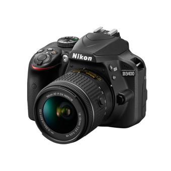 Nikon DSLR D3400 with 18-55MM VR Lens