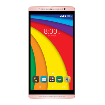 O+ Venti 4G 40GB (8GB Internal Memory with Free 32GB SanDisk Memory Card) (Rose Gold)