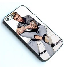 ... phone case TPU cover for Apple iPhone 5 5s Justin Bieber purpose intlPHP485