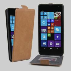 PHP 489. PU Leather Flip Cover Case For Microsoft Nokia Lumia 535 ...