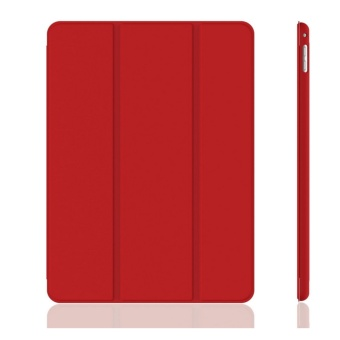 Q Chirs Case for iPad Mini 3 / 2 / 1, Ultra Slim LightweightSmart-shell Stand Cover with Translucent Frosted Back Protector forApple iPad Mini 1 / Mini 2 / Mini 3(with Auto Wake / Sleep) - intl