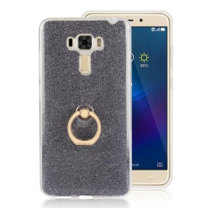 Sony Xperia C3 Flexible Soft Gel Cover Shiny Back with Ring Grip/