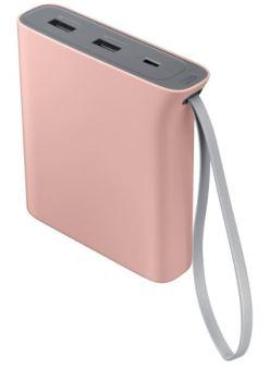 Samsung Kettle Powerbank 10200mAh Pink