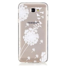 Soft Silicon Back Case Cover for Samsung Galaxy J5 Prime - Lace Flower - intlPHP593. PHP 593