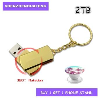 Szhf Hot Sale 2 TB USB 2.0 Flash Memory Stick Pen Drive Storage Thumb U Disk Fashion