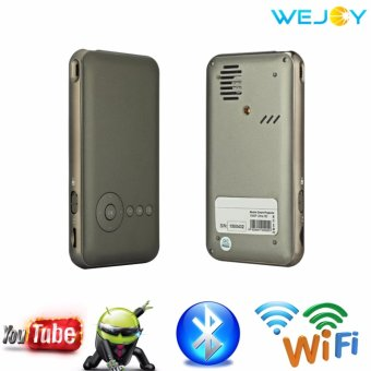 Wejoy Mobile Pico Projector WIFI DLP Portable Mini Pocket Size DL-S6+ 1G/16G
