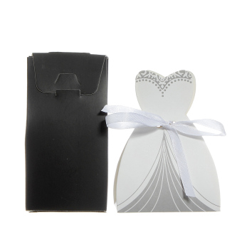 ... Favor Gift Tuxedo Dress Groom Bridal Wedding Candy Boxes Lazada PH