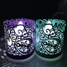 PHP 342. 20PCS Flameless Tea Light Votive Wraps For Flickering LED Battery Tealight Candles Bead light ...