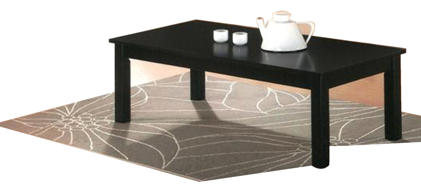 Lovana Extendable Coffee Table Black White Lazada Ph