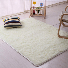 BluelansR Livingroom Flokati Shaggy Anti Skid Carpet 120cm By 160cm
