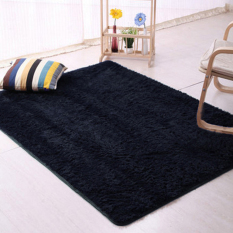 BluelansR Livingroom Flokati Shaggy Anti Skid Carpet 40cm By 60cm