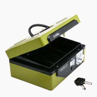 Carl CB-8300 Cash Box (Green)