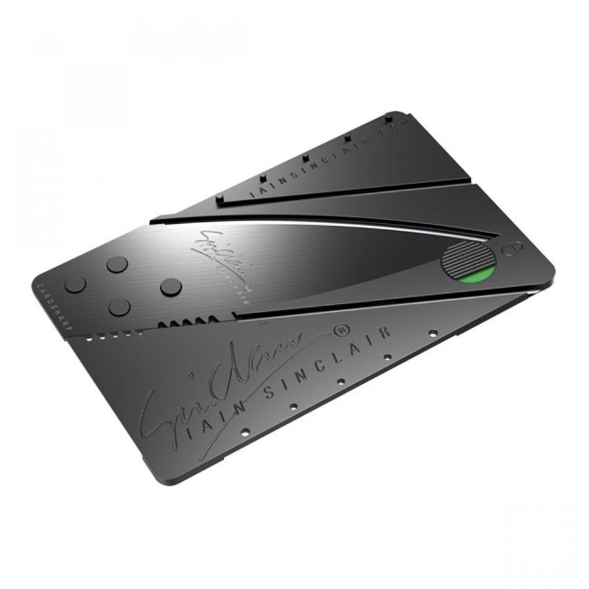 Iain Sinclair Design Cardsharp Credit Card Sized