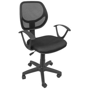 ergodynamic emb999 mesh office chair black