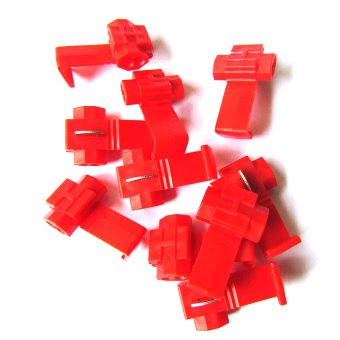 EZ Taps Pack of 10 (Red)