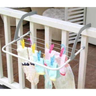 Folding Clothes Dryer Rack Laundry Drying Hanger-Big