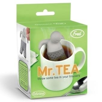 ... Hanyu Silicone Tea Infuser Daftar Harga Terbaru Indonesia Source Fred and Friends Mr TEA Silicone Tea