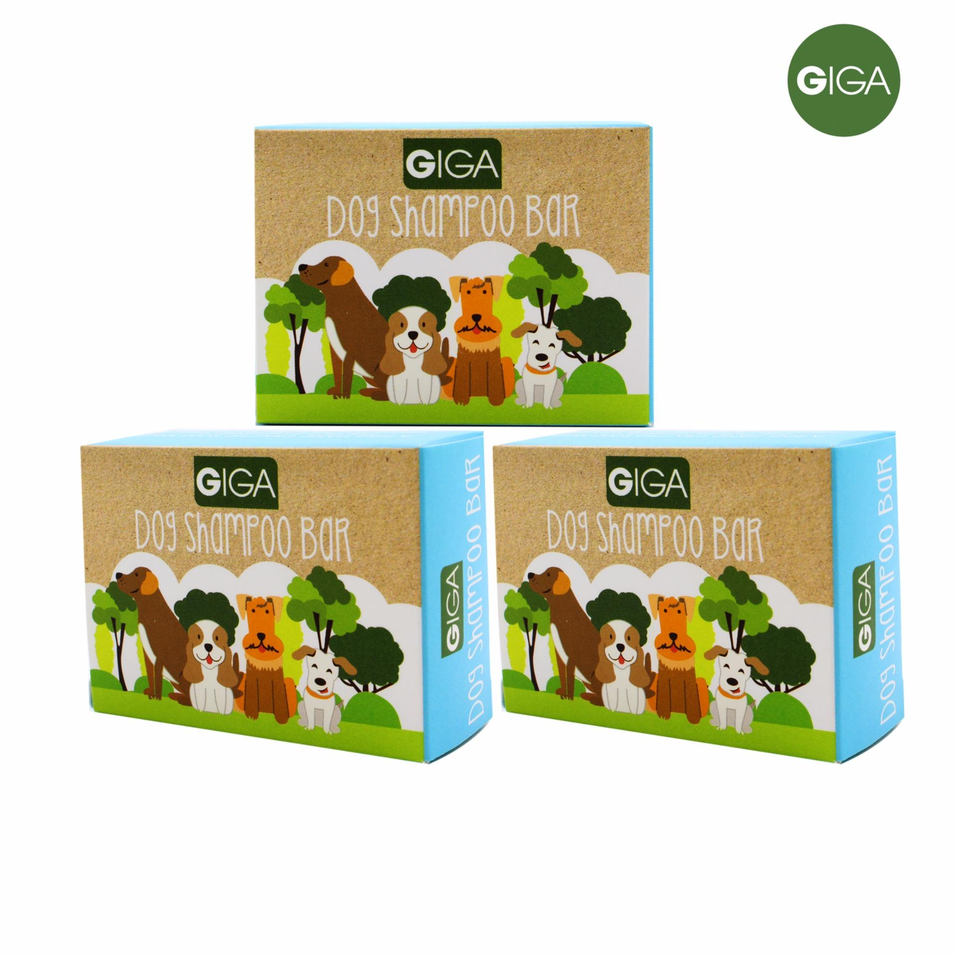 Dog crib for sale philippines - Giga Dog Shampoo Bar 100g Set Of 3