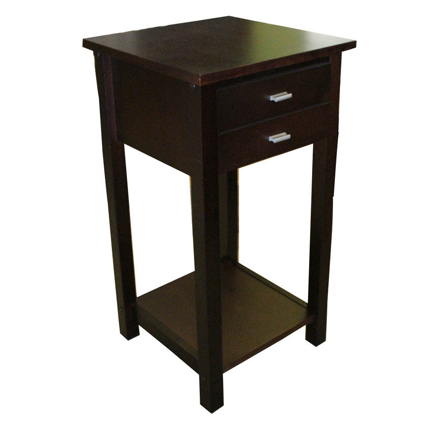 Bedside table for sale bed tables prices brands in - Table wenge ikea ...