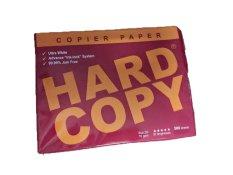 Hard copy essay format